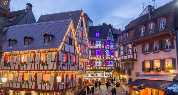 Fêter Noël en Alsace