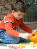 Créer sa citrouille pour Halloween