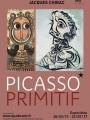 Affiche Exposition Picasso Primitif