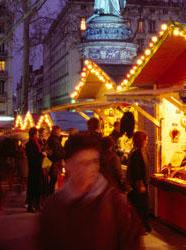 Marché de Noël Lyon Carnot