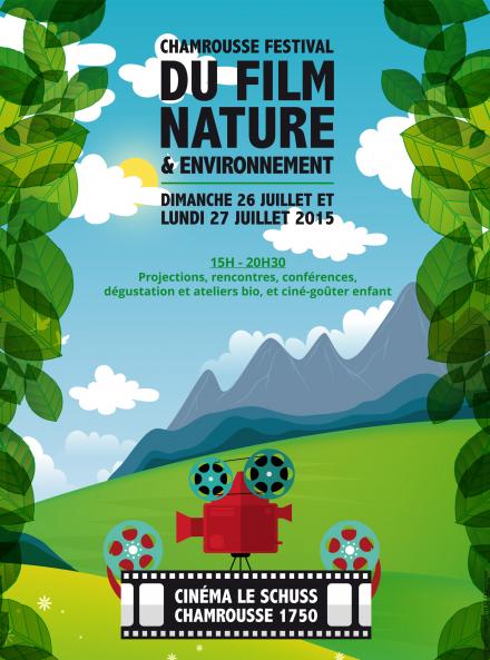 Festival du film Nature et Environnement 2015
