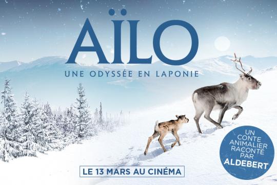 Aïlo une odyssee en Laponie