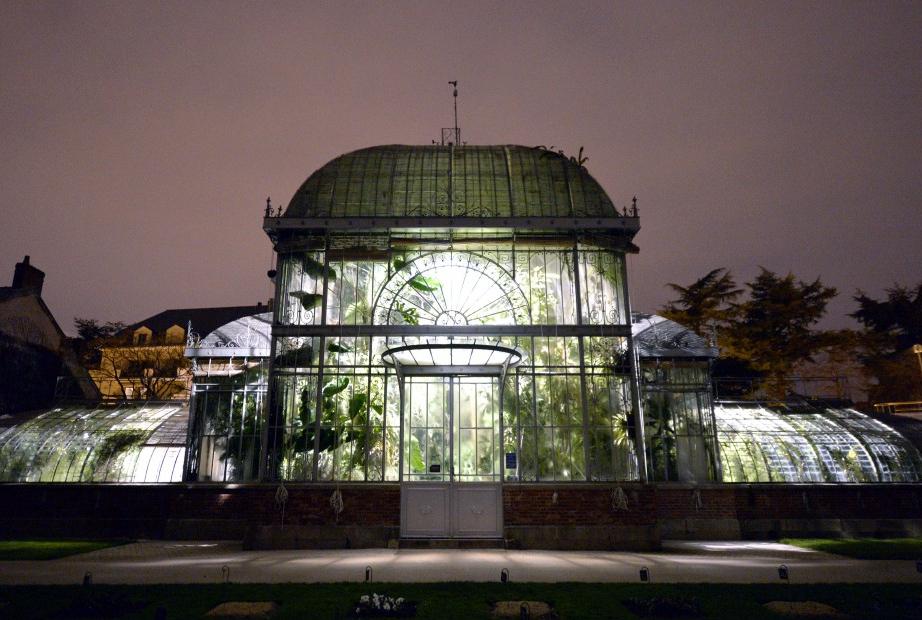 Amazonuits au Jardin des Plantes de Nantes : balade en ...