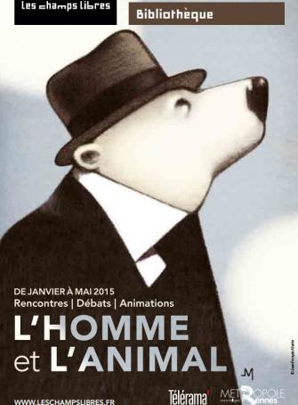 Cycle L'Homme et l'Animal - Champs Libres