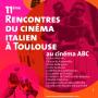 11e Rencontres du Cinéma Italien