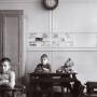 La pendule - Robert Doisneau