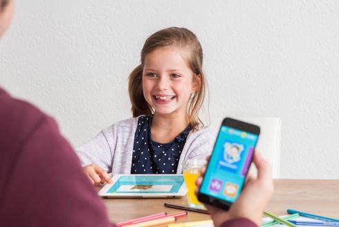 Squla : l'appli cahier de vacances pour les enfants