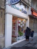 Le Monde de Bébé - 16eme arrondissement