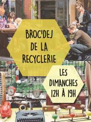 Broc'Dej de la Recyclerie