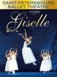 Giselle - Saint Petersbourg Ballet Théâtre