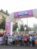 Evian Marathoon's run in Lyon 2015
