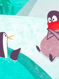 La Fontaine fait son cinéma - Pingouins