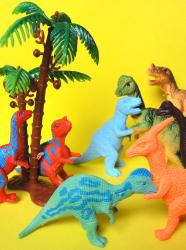 La poule et le dinosaure