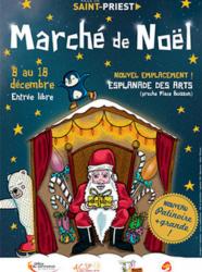 Marché de Noël de Saint-Priest 2016