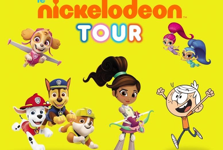 Le Nickelodeon Tour 2019 Rencontrez Nella Pat Patrouille