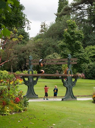 Jeu de piste au Jardin des Plantes de Nantes : visites ludiques pour ...