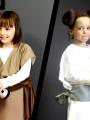 Tuto vidéo : fabriquer un déguisement jedi ou princesse Star Wars