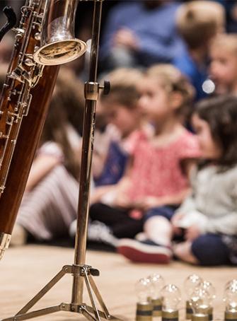 Concerts Piccolo - Orchestre Symphonique de Bretagne