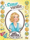"""Gagnez votre BD """"Les filles au chocolat"""": """"Coeur vanille"""""""
