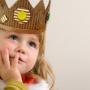 Couronne enfant galette des rois