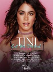 Tini : Got me started Tour