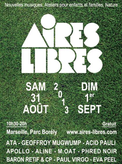 Aires Libres Festival 2013