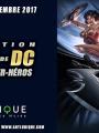 Expo L'Art de DC - L'Aube des Super-Héros