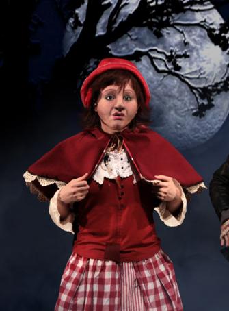 Le Petit Chaperon Louche - Cie Premier Acte