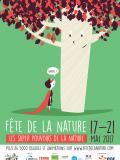 Affiche Fête de la nature 2017