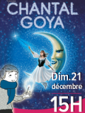 Chantal goya event Lille 2014