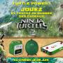 Jeux concours - Ninja Turtles 2