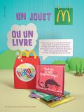McDonald's opération livres