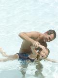 Bébé nageur au centre aquatique de Bois Colombes