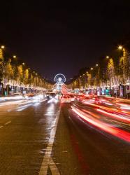 Marché de Noël des Champs-Elysées à Paris