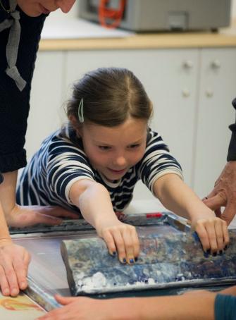 Les petits mercredis : ateliers enfants à la Friche