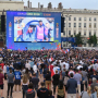 Euro 2016 : fan zone de Lyon