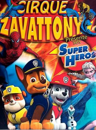 Le cirque Zavattony
