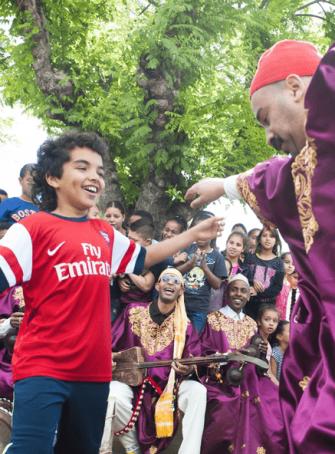 Festival Arabesques