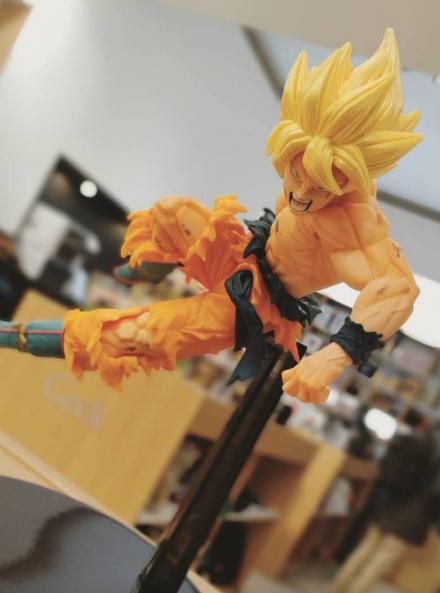 Geek Store Paris : Dragon Ball Z
