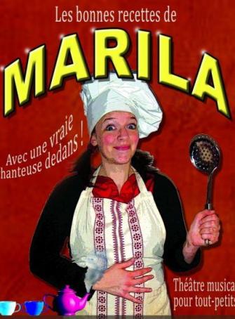 Théâtre de la Plume - Marila
