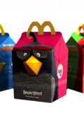 Mc Donald's Angry Birds