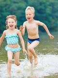 Se baigner en famille près de Clermont