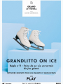 Patinoire Grand Littoral on ice