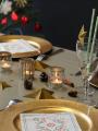3 tutos faciles pour décorer sa table de réveillon