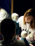 Nocturne au Musée des Arts de la Marionnette Gadagne