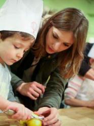 Biennale Internationale du Goût pour les enfants