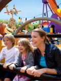 Les nouveautés 2013 des Parcs d'attractions