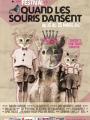 """Affiche du festival """"Quand les souris dansent"""" 2017"""