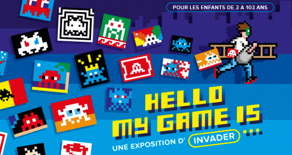 Expo Hello my game is...