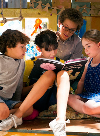 La Cabane à histoires : film enfant